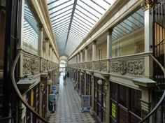 Update – The Lyon 'Dead Mall' is Actually the Passage Balthus in Autun, and is Very Much Alive!