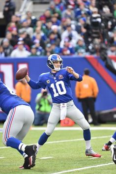 Giants vs. Eagles gameday photos