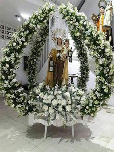 1 million+ Stunning Free Images to Use Anywhere Funeral Floral Arrangements, Large Flower Arrangements, Church Flowers, Funeral Flowers, Church Altar Decorations, Wedding Decorations, Cemetery Flowers, Corporate Flowers, Home Altar