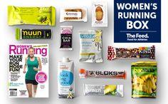Women's Running Partnership with The Feed - Women's Running