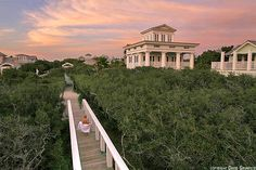 Seaside Florida. Spending a few weeks here visiting my Dad! Can't wait!