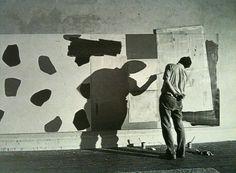 Artist and Studio, Jasper Johns