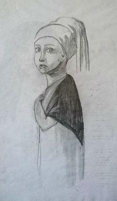 Drawing faces #drawing #sketch #diy