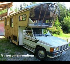 My home on wheels!! No need to sacrifice luxury for travel