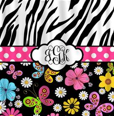 Custom Personalized Shower Curtain  Safari Summer  by redbeauty, $78.00