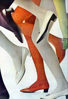 Legs by Avedon Vogue 1967