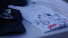 T-shirt collector #Ines de la Fressange-Paris #Coeur de Parisienne - 2014. En vente pour Mécénat Chirurgie Cardiaque.