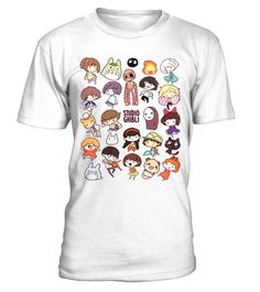 Studio Ghibli T Shirt  #movies #moviesshirt #moviesquotes #hoodie #ideas #image #photo #shirt #tshirt #sweatshirt #tee #gift #perfectgift #birthday #Christmas