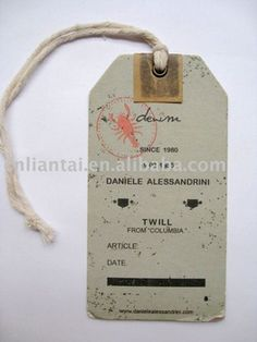 Custom printed paper tag, View paper tag, liantai Product Details from Cangnan Liantai Printing Co., Ltd. on Alibaba.com