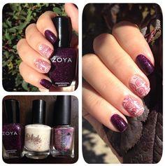 Jewelry Designer Blog. Jewelry by Natalia Khon: Party nails