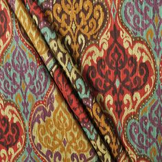 Pair of Custom  Curtains or Drapes 50 x 84 inches by GosiaFigura, $200.00 ( i think this would be great in my kitchen!