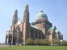 Amazing Belgium: The basilica of Koekelberg Brussels