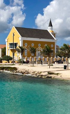 Willemstad, Royal Caribbean, Dream Houses, Heritage Site, Dream Vacations, Worship, Buildings, America, Island