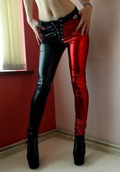 Harley Quinn style