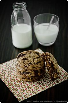 Chocolate Chunk Cookies http://www.whatsforlunchhoney.net/2011/05/chocolate-chunk-cookies.html