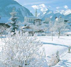 Kaprun, Austria our ski trip. 1990