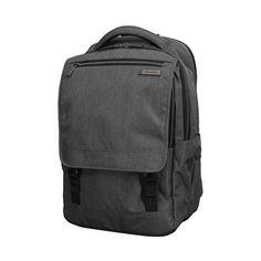 Samsonite - Modern Utility Laptop Backpack - Charcoal/charcoal heather (Grey/Charcoal Heather)