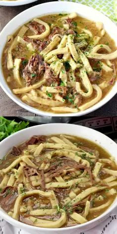 Slow Cooker Beef and Noodles- Hearty, and stick-to-your-ribs, this Slow Cooker Beef & Noodles is a cinch to make! Slow Cooker Beef and Noodles Here's Your Savings heresyoursaving Recipes Crockpot Dishes, Crock Pot Slow Cooker, Crock Pot Cooking, Slow Cooker Recipes, Beef And Noodles Crockpot, Crock Pots, Potatoes Crockpot, Slow Cooker Pasta, Cooking Pasta