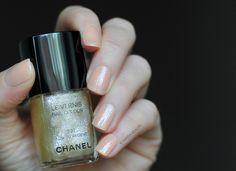 Chanel - Lune D'Argent 397 & Chanel - Tendresse 507