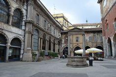 Piazza dei Mercanti Milan, Nature, Naturaleza, Nature Illustration, Off Grid, Natural
