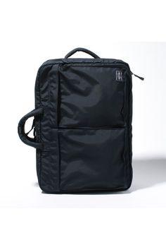 EDIFICE (edifice) LOWERCASE × PORTER × EDIFICE 3WAY briefcase (3-layer) | style cruise