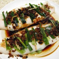 chinese steamed fish recipe: easy to follow step-by-step