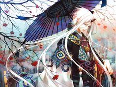 Mangaka: Yone Kazuki, anime: Hiiro no Kakera, character: Rin