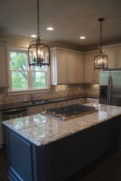 Creative Cabinets & Faux Finishes, Kitchen Cabinet