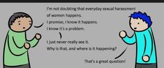 [Sexual Violence]  What Men Need To Understand About Everyday Sexual Harassment, In One Perfect Comic