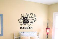 Volleyball Bedroom, All Volleyball, Volleyball Quotes, Volleyball Pictures, Volleyball Players, Softball, Volleyball Drawing, Volleyball Crafts, Volleyball Skills