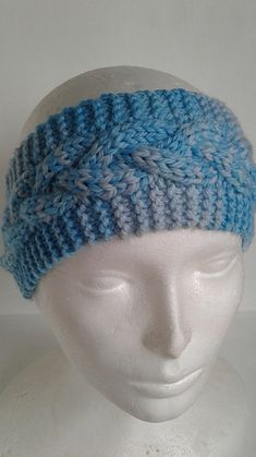 Ravelry: Headband pattern by Francesca Caricato