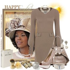 """""""HAPPY 1st SUNDAY!!! """"I WILL GIVE THANKS!"""""""" by enjoyzworld on Polyvore"""