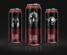 GLADIO (Concept) on Packaging of the World - Creative Package Design Gallery