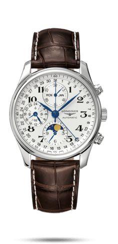 Поделиться Longines Часы The Longines Master Collection L2.673.4.78.3