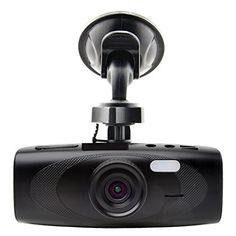 """Full HD1080P Novatek NT96650 Chip G1WH 2.7"""" LCD 140° grand angle - IR vision nocturne - Détection de mouvement 4X ZOOM voiture caméra Dash DVR enregistreur vidéo G-sensor véhicule Black Box soutien WDR 2014 nouvelle Technologie Novatek http://www.amazon.fr/dp/B00HMNFWYW/ref=cm_sw_r_pi_dp_OvOxvb1VXV1TG"""