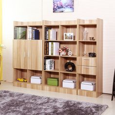 Bookshelf cabinet is the new way of keeping books in the cabinet. In this way, books will be at one place and it will be easy to look for any book that you wanted to read.