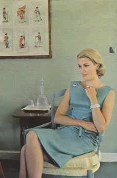 Princess Grace - opulence... You own everything