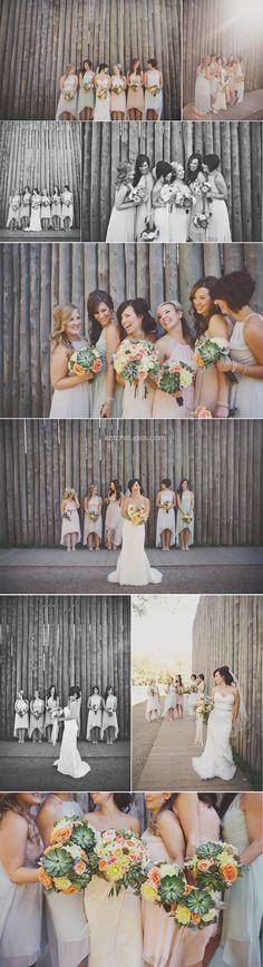 Stunning wedding group photography - Katch Studio, Edmonton