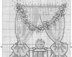 Just Cross Stitch Patterns | Learn craft is facilisimo.com  crib baby 1