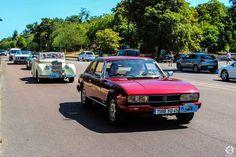 #Peugeot #504 #Coupé à la Traversée de #Paris en #Voitures #Anciennes #TdP2015 Article original : http://newsdanciennes.com/2015/08/03/grand-format-news-danciennes-a-la-traversee-de-paris-2/ #Cars #Vintage