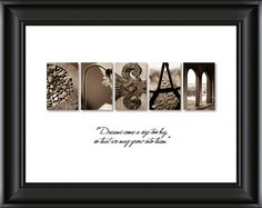 Alphabet Photography - Children's Wish Series - Dream.Quote 'Dreams come a size too big, so that we may grow into them. ' - Unknown Printed on Professional Grade Crystal Archive Photographic Paper, mounted on wood, framed with a black high quality wood frame.15 x 13 inches $45.00