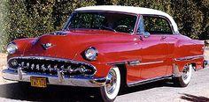 1954 Chrysler DeSoto Firedome