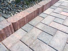 Concrete, Sidewalk, Stone, Red, Black, Walkway, Black People, Rocks, Walkways