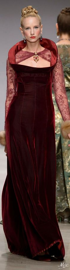 Raffaella Curiel Fall 2015 Couture   jαɢlαdy