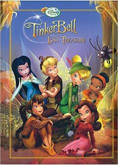 Disney Tinkerbell and the Lost Treasure