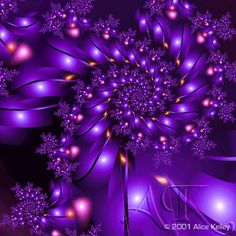 It's purple, what's not to love about this Fractal