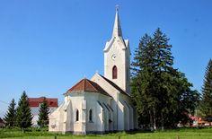 All sizes | Viisoara - Heidendorf Evangelische Kirche | Flickr - Photo Sharing! Kirchen, Photo And Video, Architecture, World, Building, Travel, Pagan, Arquitetura, The World