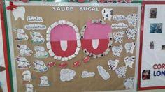 Educação Infantil na semana de higiene e saúde. Aprendendo conceitos sobre saúde bucal, alimentação...