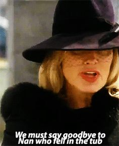 American Horror Story: Coven                            Marie Laveau with Fiona Goode