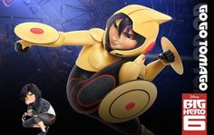 Baymax and the Big Hero 6 are Ready For Action Heroes Disney, Big Heroes, Disney Art, Disney Movies, Geek Movies, Cult Movies, Marvel Heroes, Big Hero 6 Characters, Disney Characters